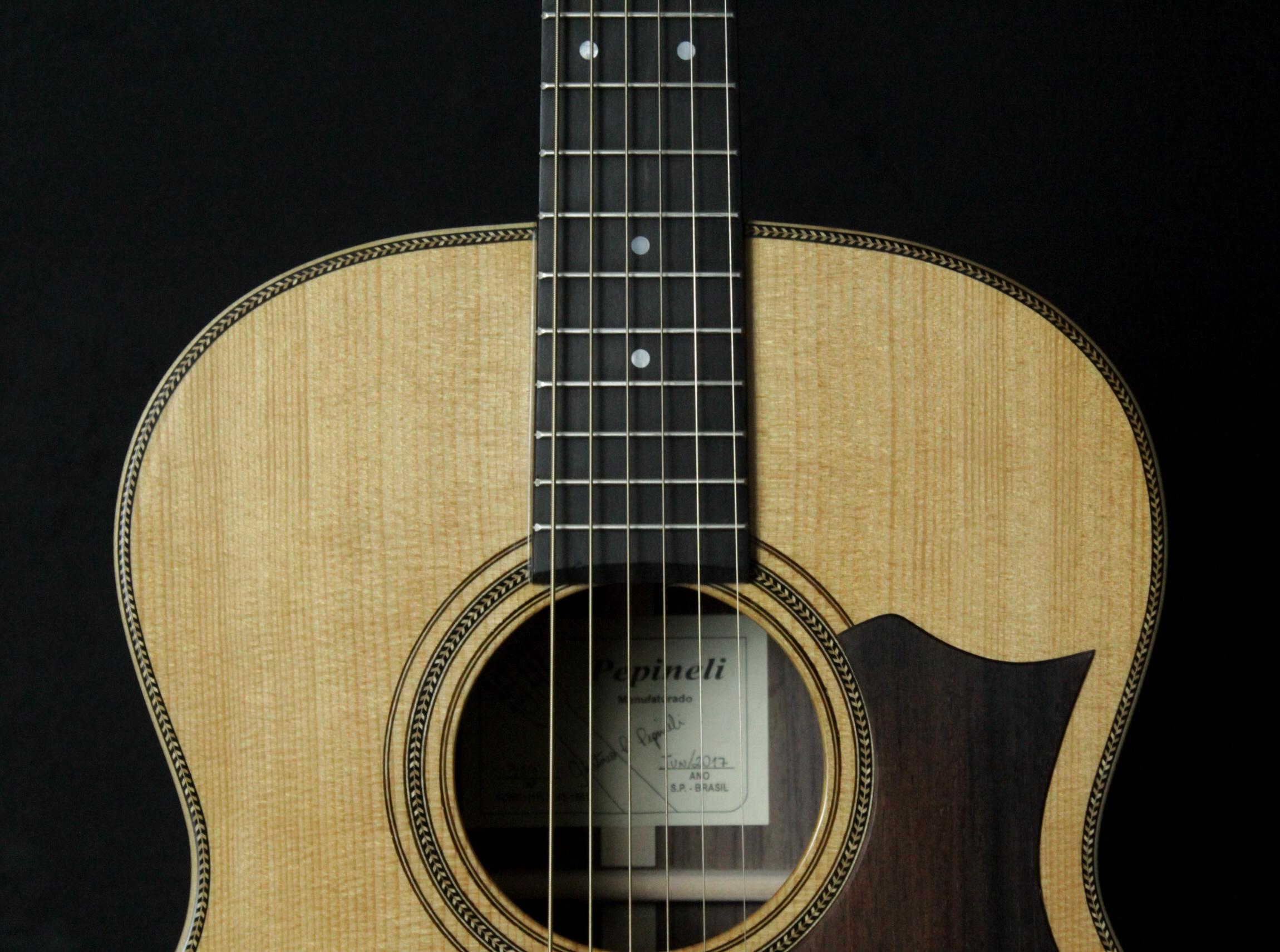 Comprar um Violão Folk Pepineli Luthier